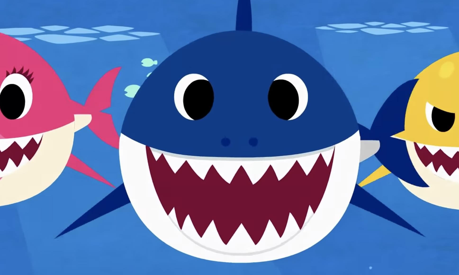 'Baby Shark' TORTURE??  A jail is being accused of forcing inmates to listen to the kids song
