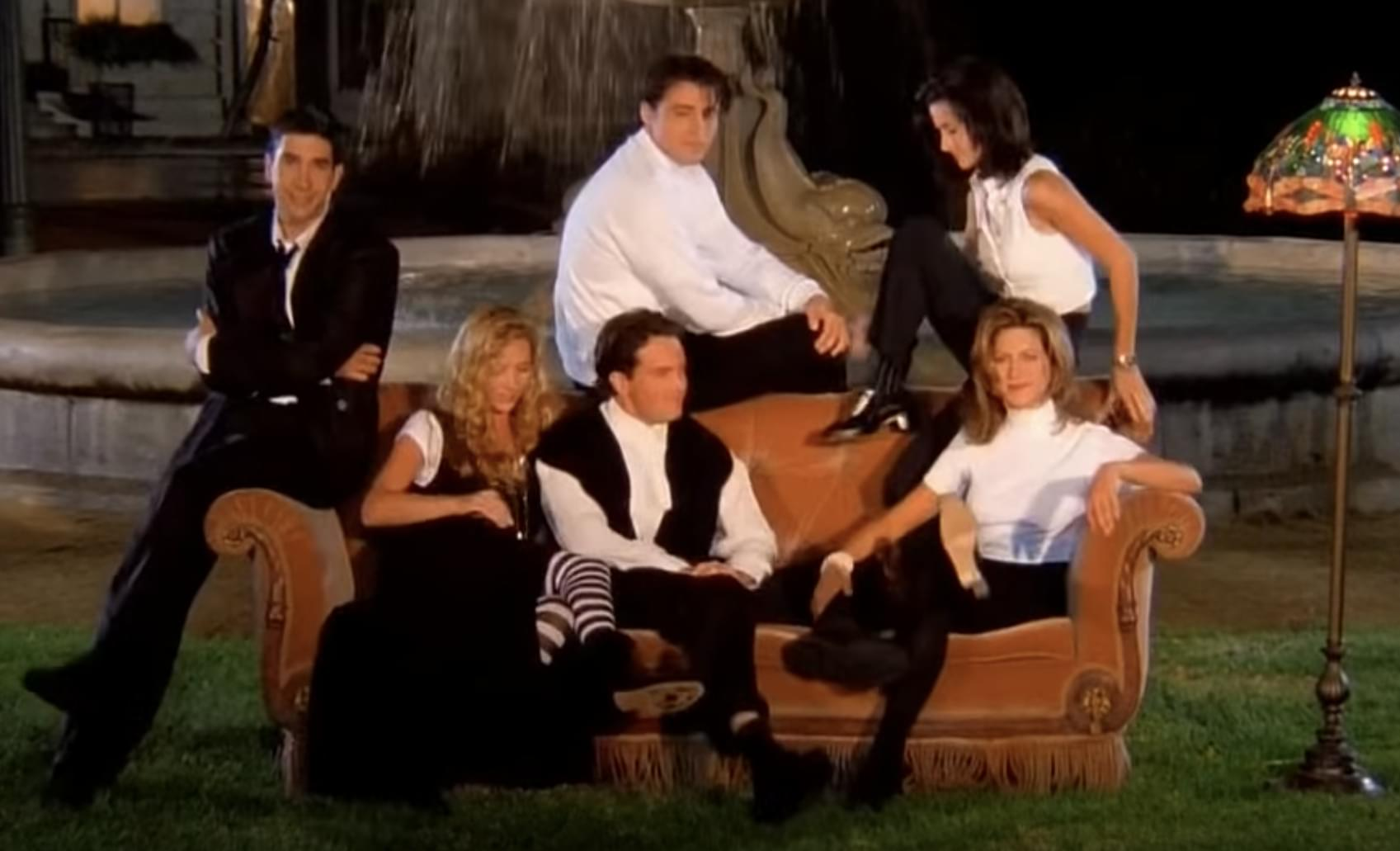 """Friends"" Reunion Special in the Works with the ENTIRE CAST"