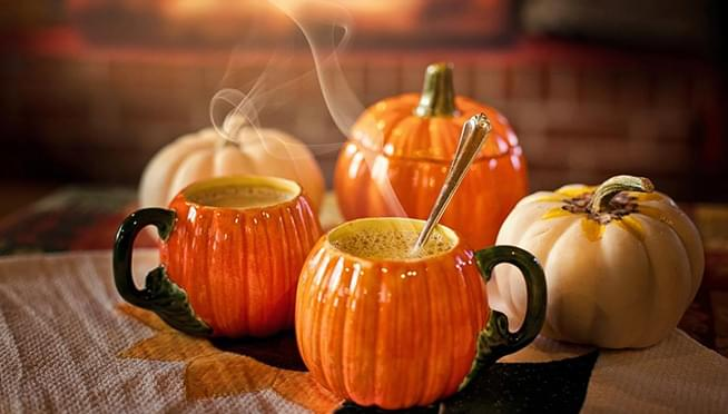 Too soon to talk about Fall?  Starbucks already announced return of Pumpkin Latte