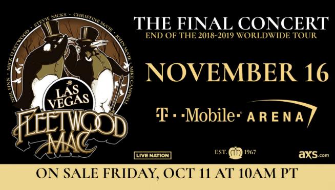 11/16/19 – Fleetwood Mac