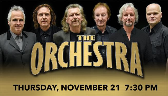 Enter to win tickets to see The Orchestra!