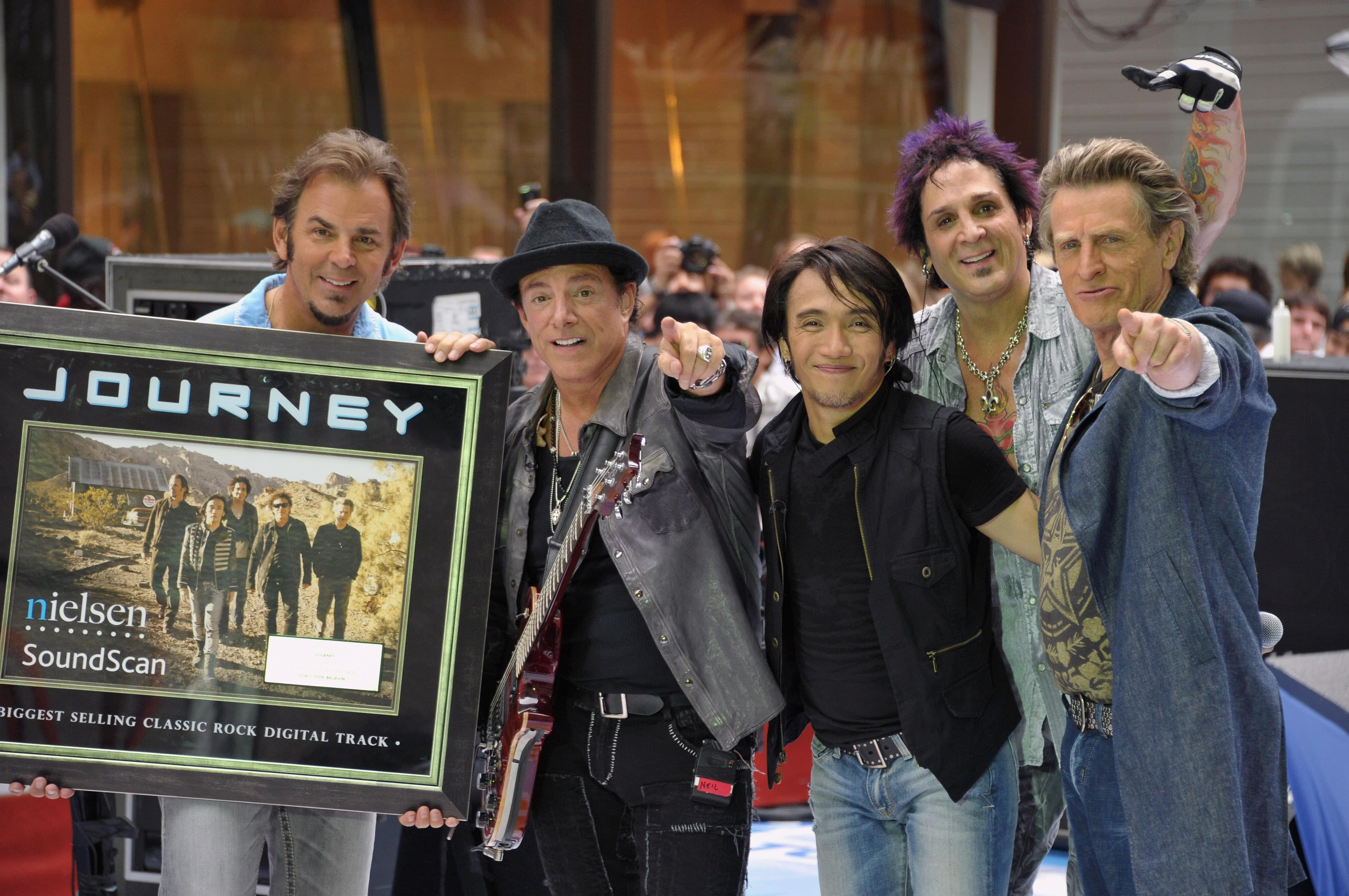 Journey, Steve Miller, Mike Love, R.E.M. lead Songwriters Hall of Fame nominations