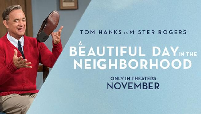 "See ""A Beautiful Day in the Neighborhood"" before it hits theaters!"