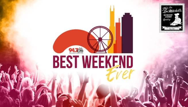 94.7 WLS – Best Weekend Ever with Cirque Du Soleil Tickets
