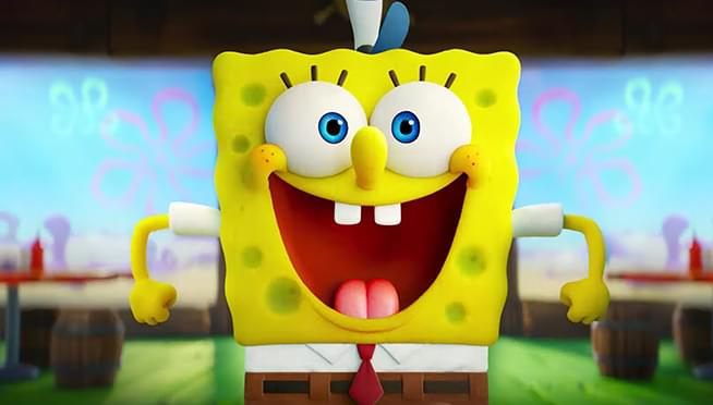 WATCH the first official trailer for the newest SpongeBob SquarePants Movie