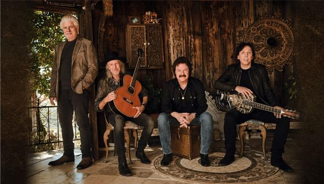 Enter to win tickets to see The Doobie Brothers!