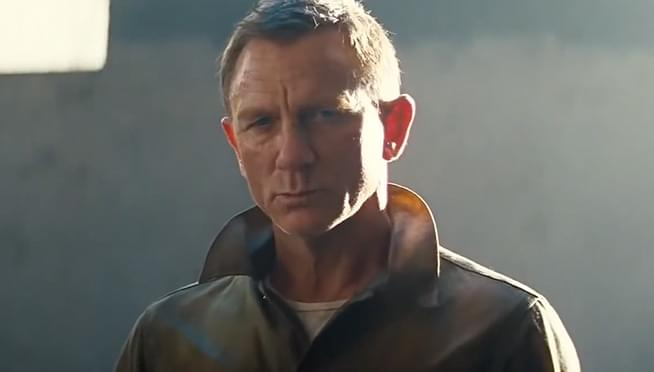 WATCH the first teaser trailer for James Bond 007: No Time To Die