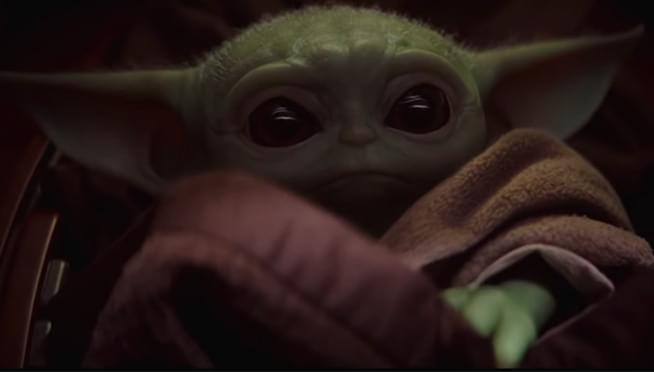 There's a petition for Apple to make Baby Yoda an emoji