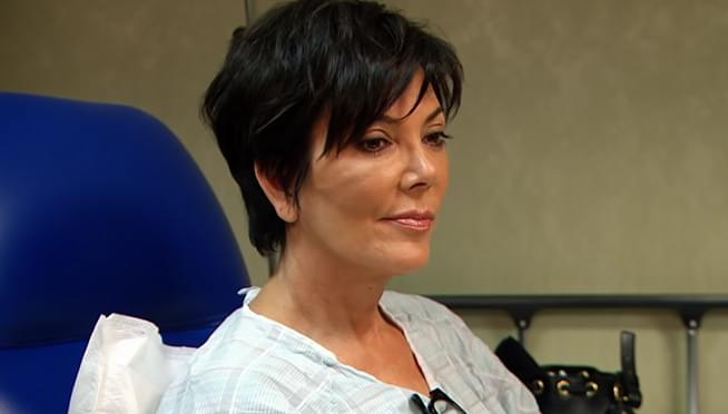 Kris Jenner is giving her friends and family BOTOX for Christmas