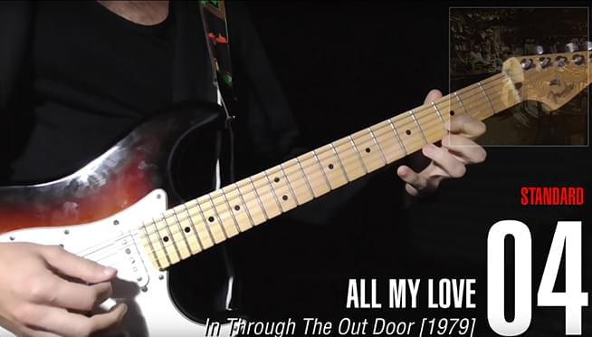 WATCH 50 Led Zeppelin Riffs