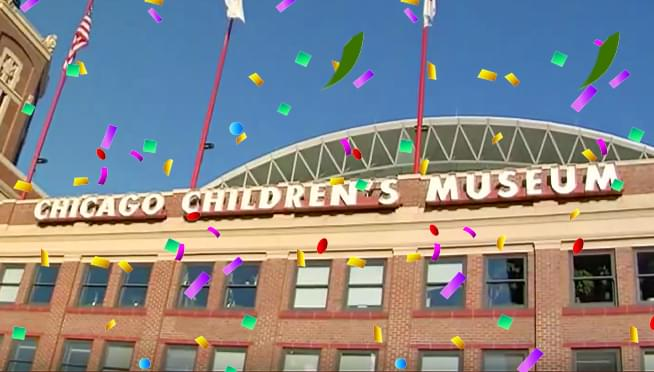 Chicago Children's Museum hosting 'Noon Year's Eve' TODAY