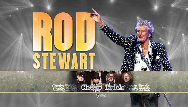 9/5/20 – Rod Stewart with special guest Cheap Trick