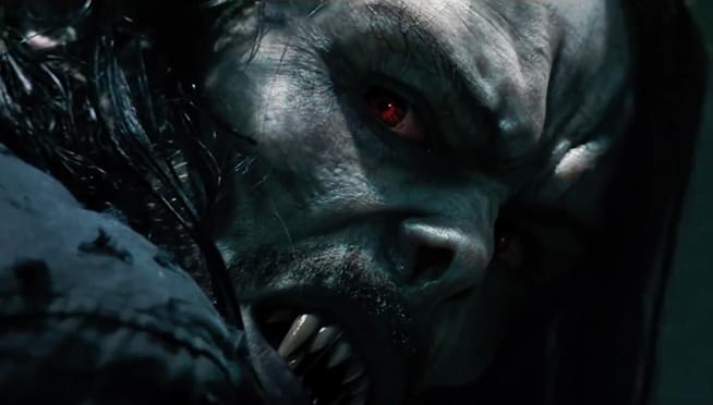 WATCH the first teaser trailer for the Spider-Man villain movie: Morbius