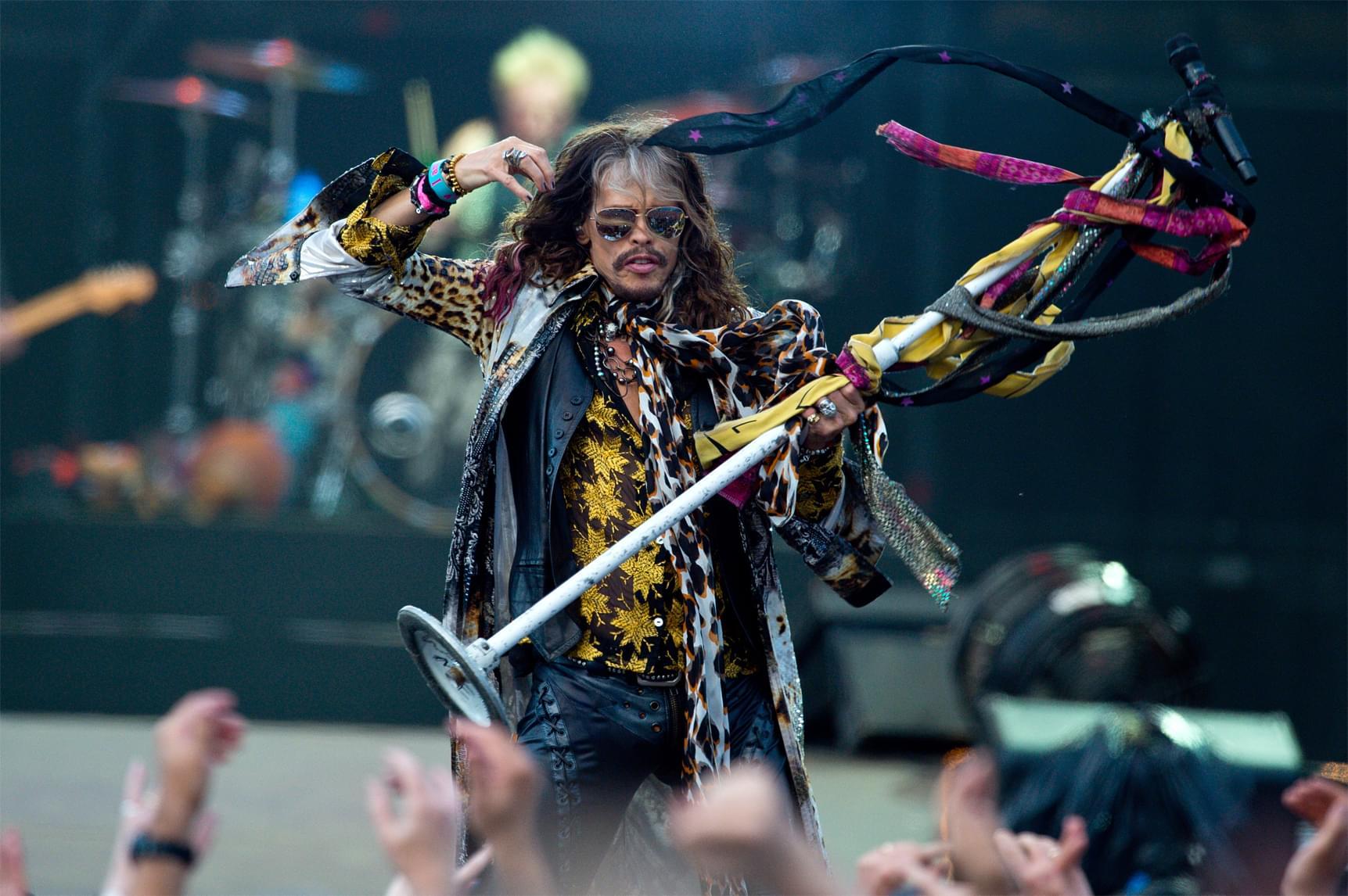 "Aerosmith will perform ""Walk This Way"" with Run DMC at the Grammys"