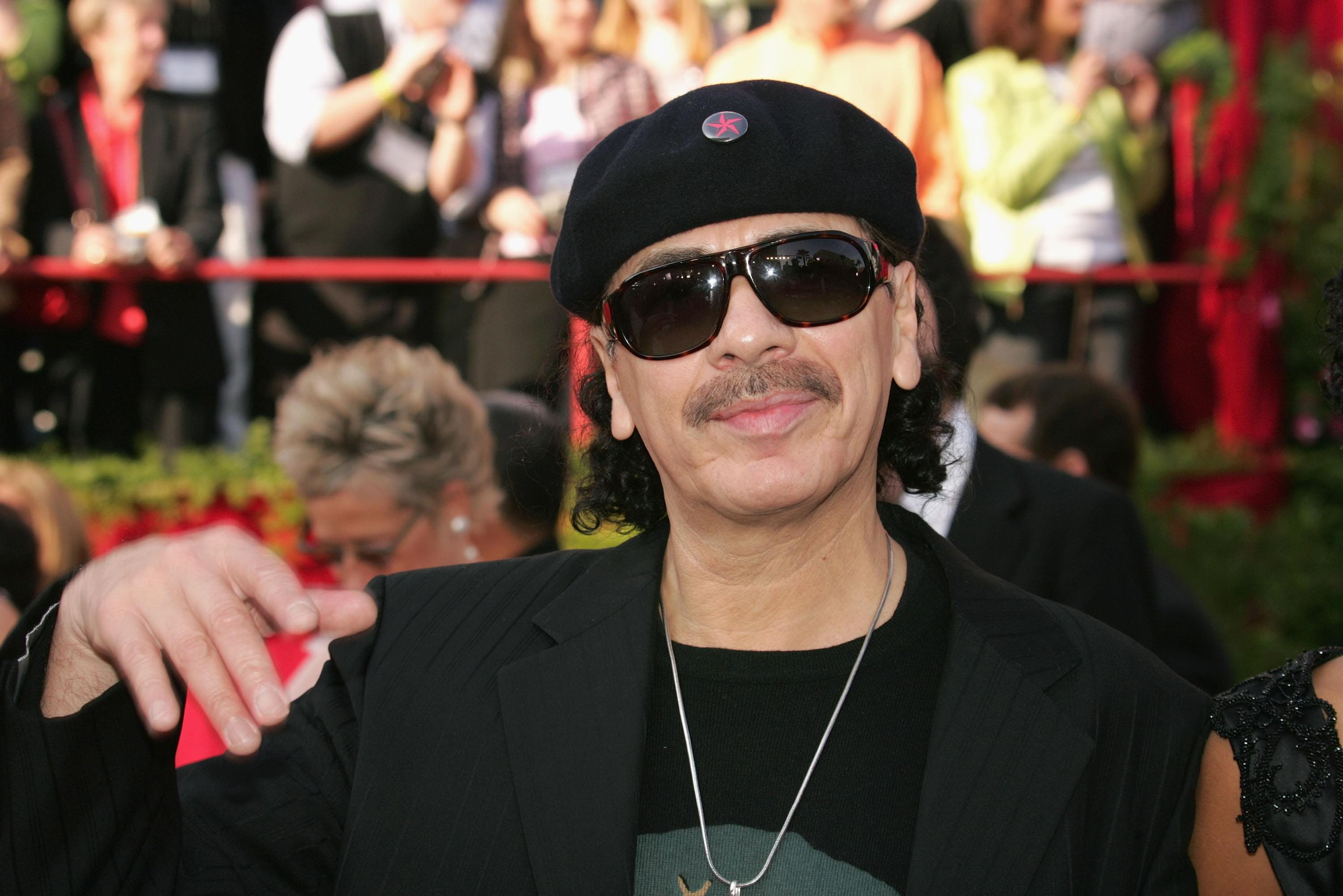 Carlos Santana to develop premium cannabis