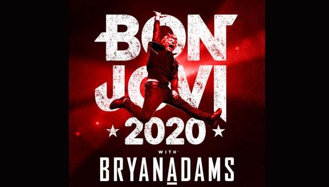 Enter to Win Bon Jovi Tickets
