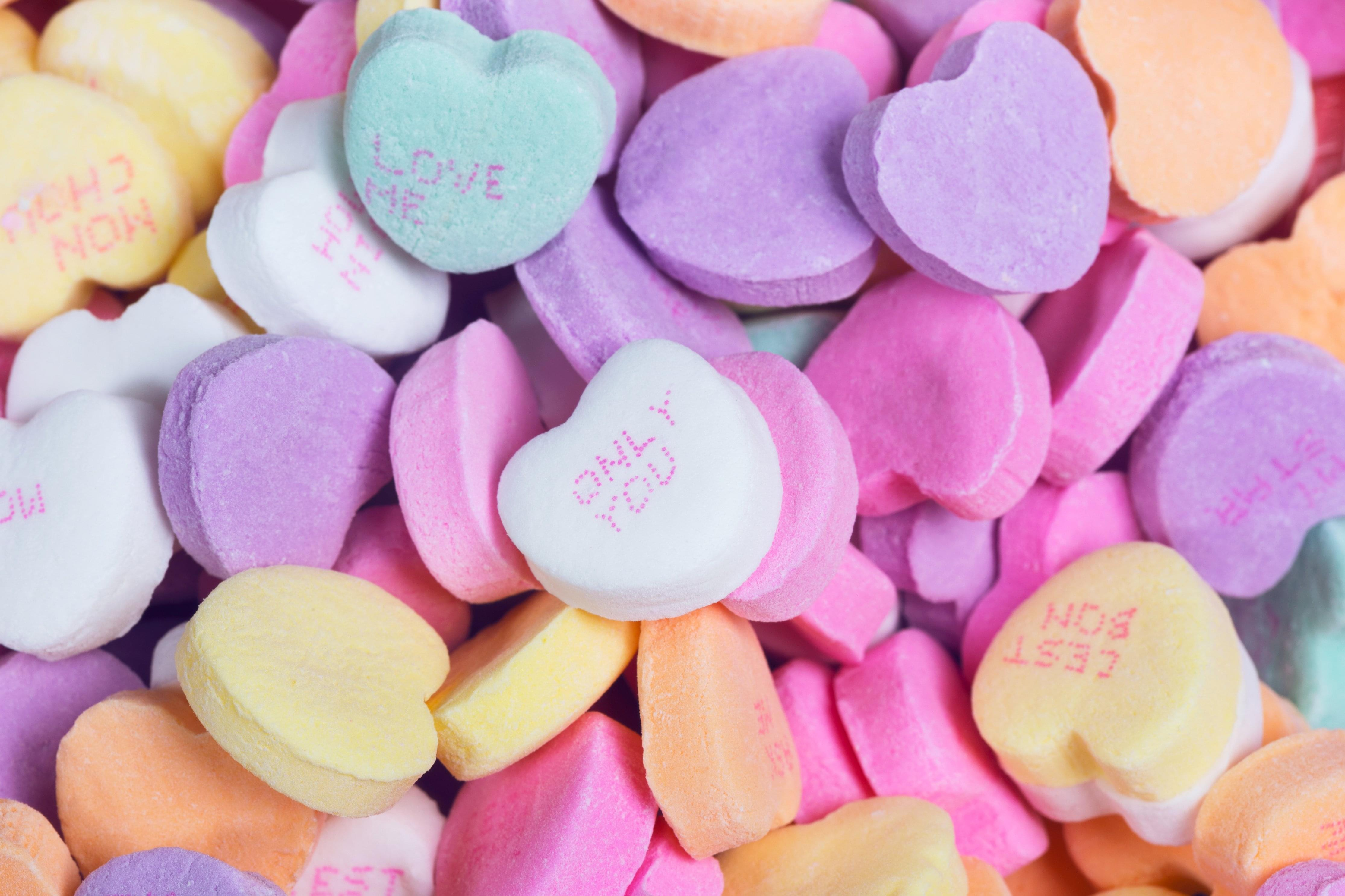 Conversation Hearts coming back this Valentine's Day