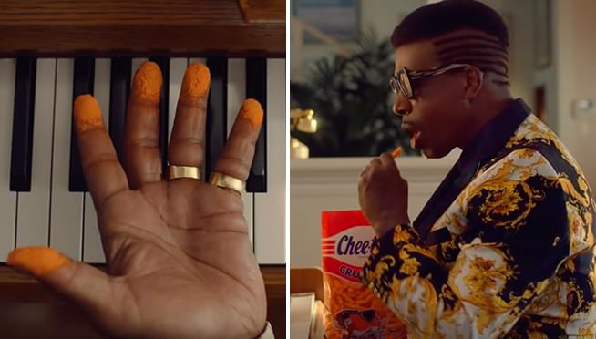 WATCH Cheetos reveal how MC Hammer came up with 'Can't Touch This' in teaser for upcoming Super Bowl Ad