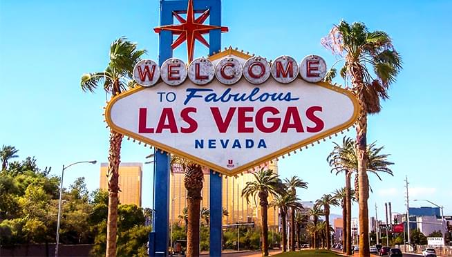 """Las Vegas' official new slogan is """"What happens here, ONLY happens here"""""""