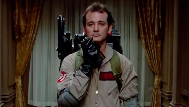 Bill Murray will return as Venkman in the upcoming Ghostbusters: Afterlife