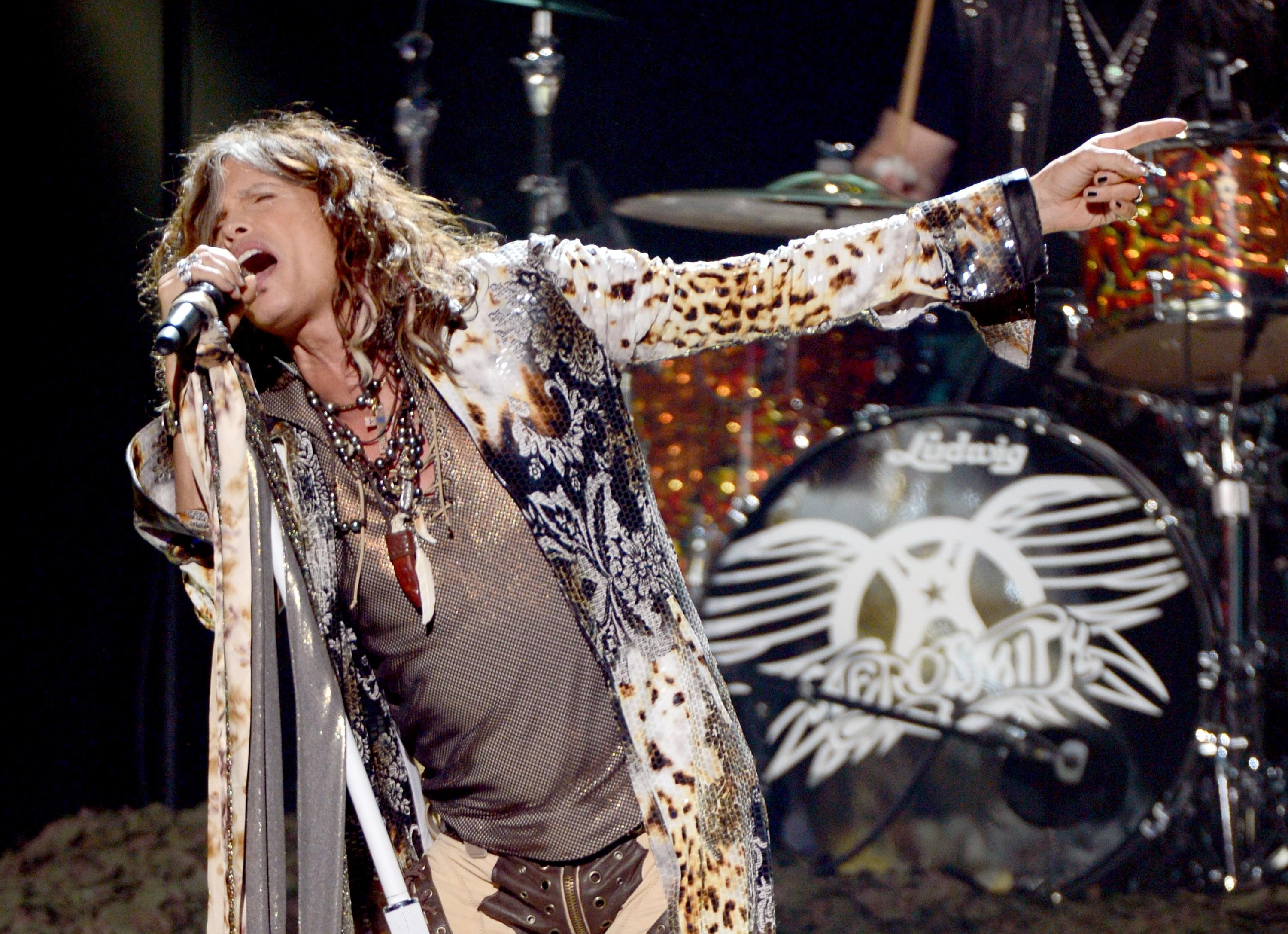In case you missed it: Watch Aerosmith perform with Run D.M.C. at the 2020 Grammy's