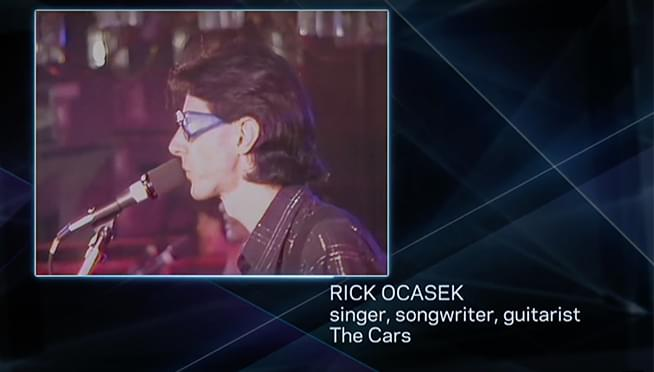 2020 Grammy's in memoriam misspells Ric Ocasek's name