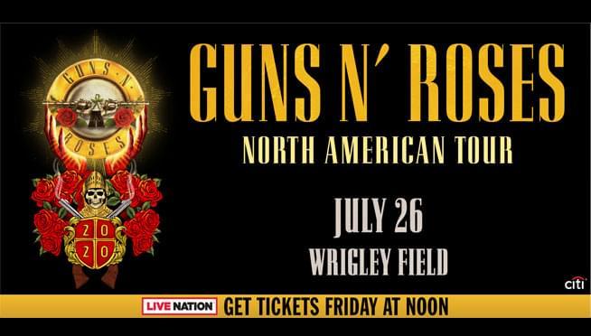 7/26/20 – Guns N' Roses