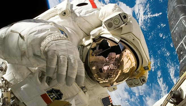 Want to go to space??  NASA is looking for new astronauts