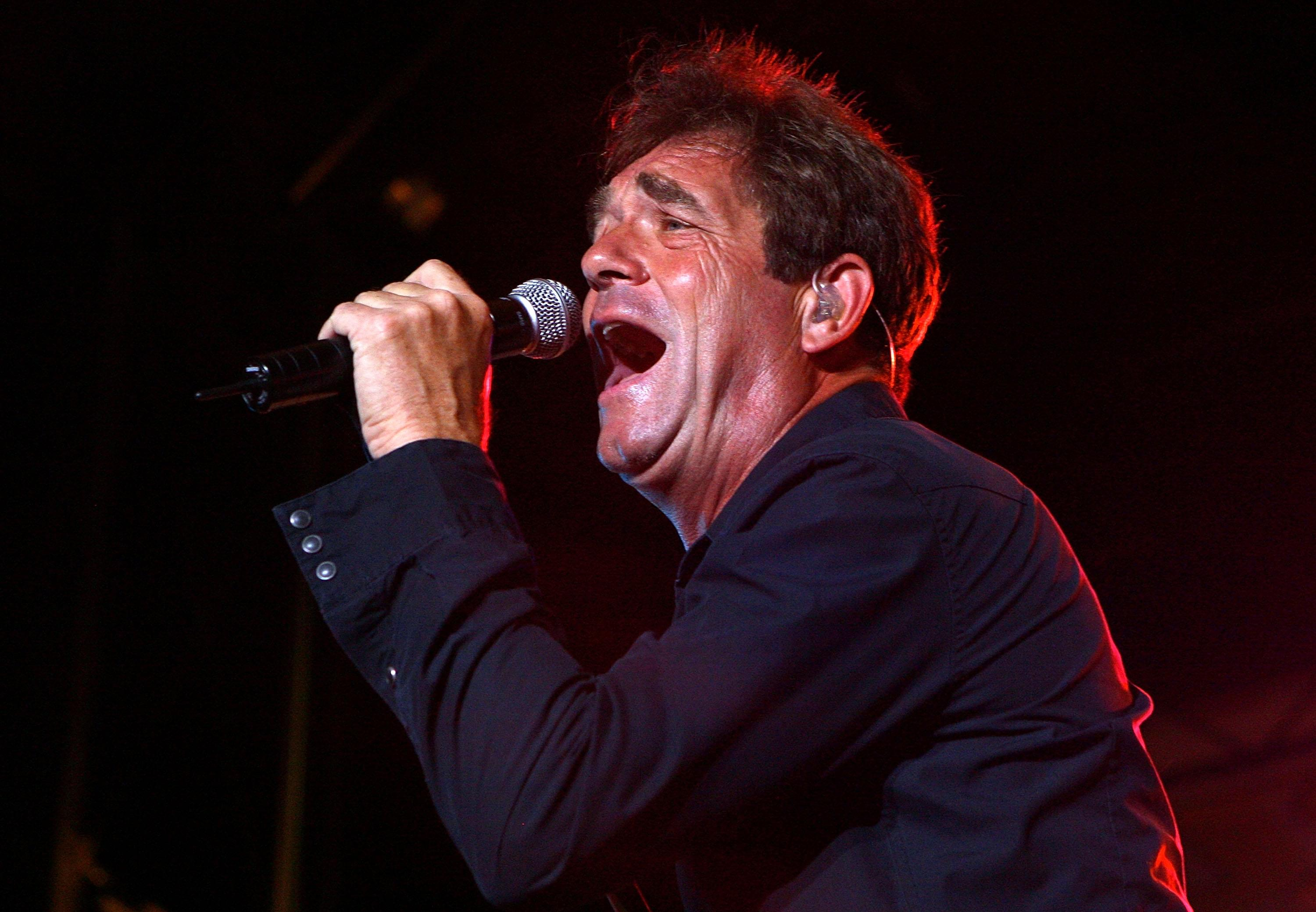 Huey Lewis & The News release first new album in a decade TODAY