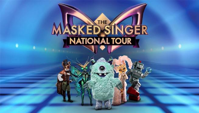 See The Masked Singer National Tour!