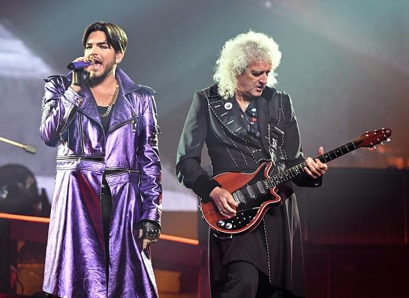 WATCH Queen with Adam Lambert perform 1985 Live Aid set for Fire Fight Australia benefit concert