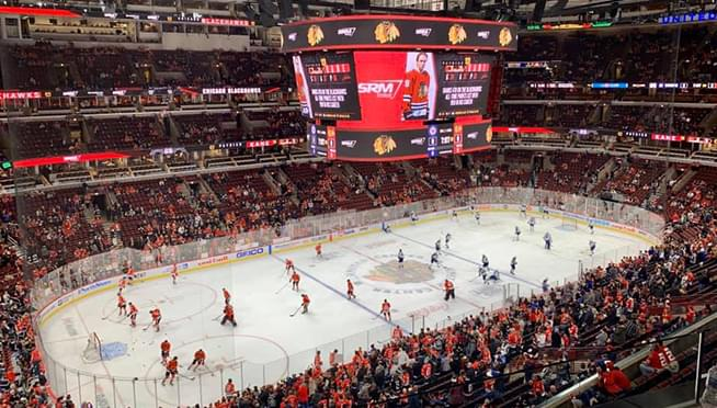 Blackhawks kick off first round of Stanley Cup Playoffs TONIGHT