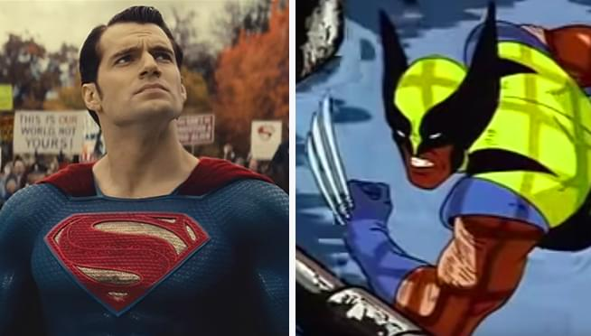 Could Superman actor Henry Cavill be playing Wolverine in the Marvel Cinematic Universe??