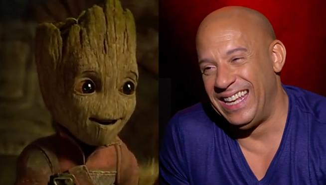 Vin Diesel teases 'Alpha Groot' and Guardians of the Galaxy in 'Thor 4'