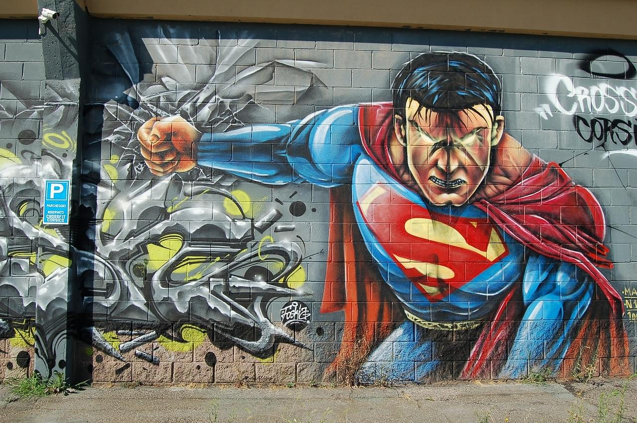 America's favorite super hero is Superman