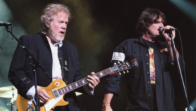 Win tickets to see Randy Bachman and Burton Cummings!