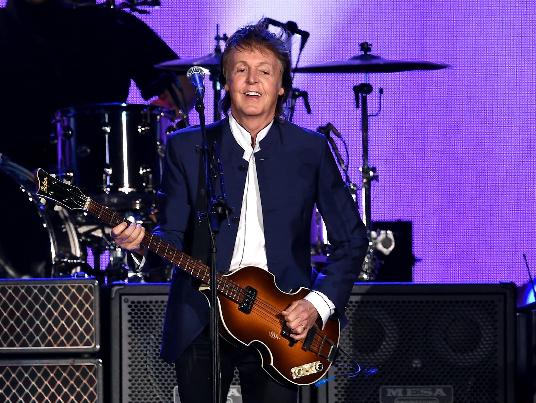 Paul McCartney & Elton John to headline COVID-19 TV Special