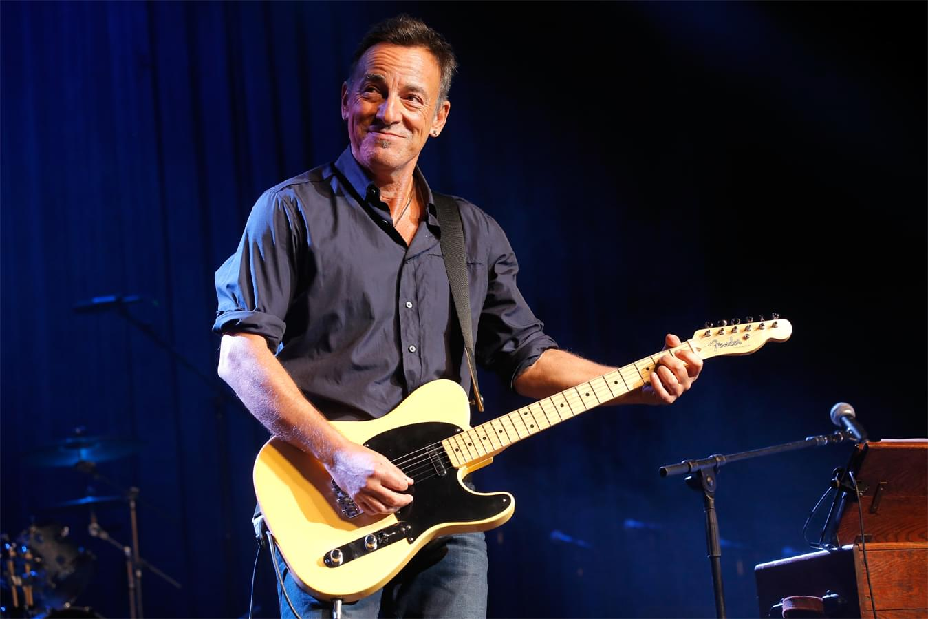 Bruce Springsteen doesn't think live shows will happen until 2022