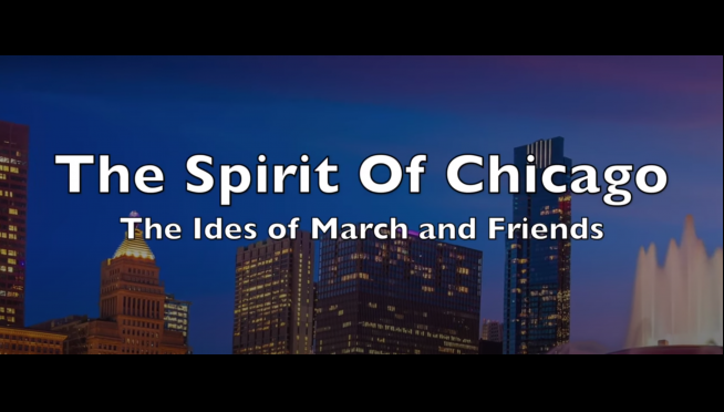 The Spirit Of Chicago honors first responders