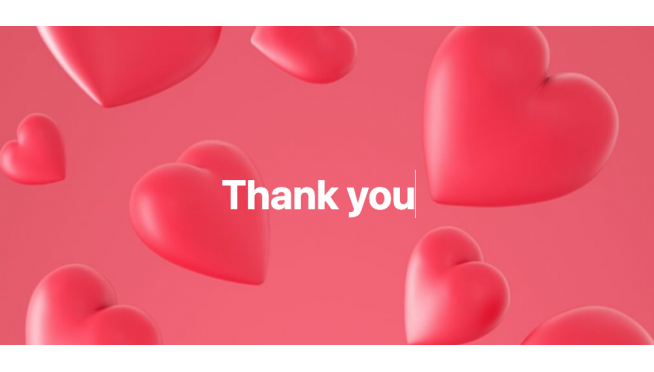 Hallmark is giving away millions of free thank you cards