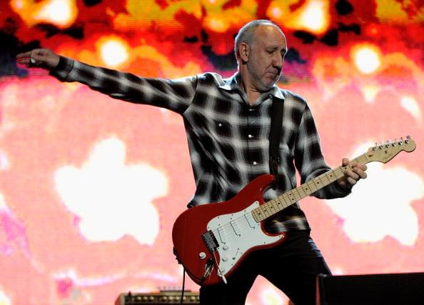 Happy birthday, Pete Townshend!!