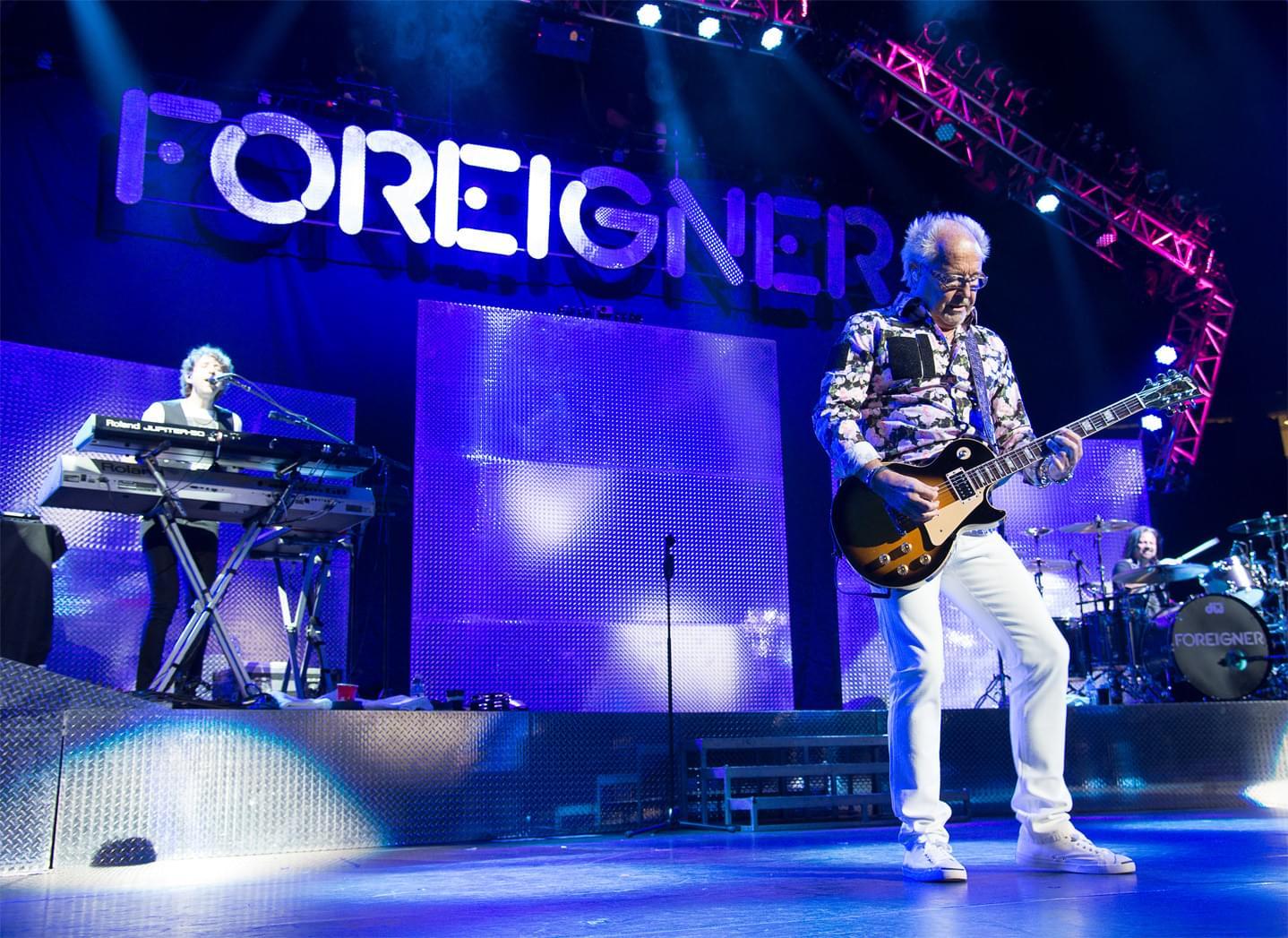 Foreigner, Kansas, & Europe postpone Juke Box Hero Tour until 2021