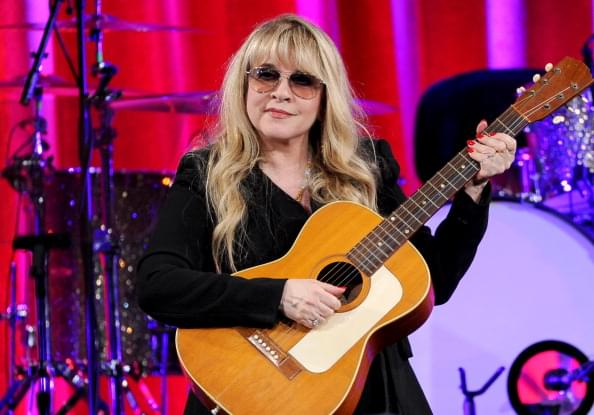 Stevie Nicks releasing theatrical concert film & soundtrack next month