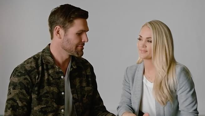 Carrie Underwood and Mike Fisher get real about their life together in a four-episode web series
