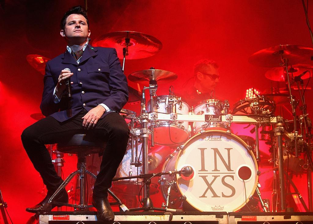 Legendary INXS Wembley gig set for home release