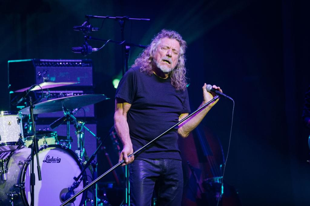 Robert Plant beats Freddie Mercury and Steve Perry on 'Best Rock Band Lead Singer' list