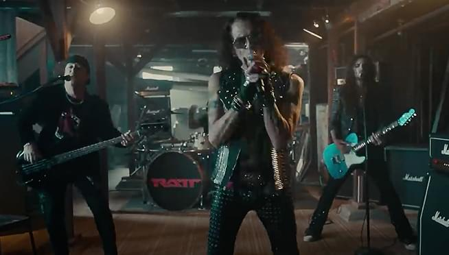 """Ratt's 1984 hit """"Round and Round,"""" is back on the charts because of a Geico Commercial"""