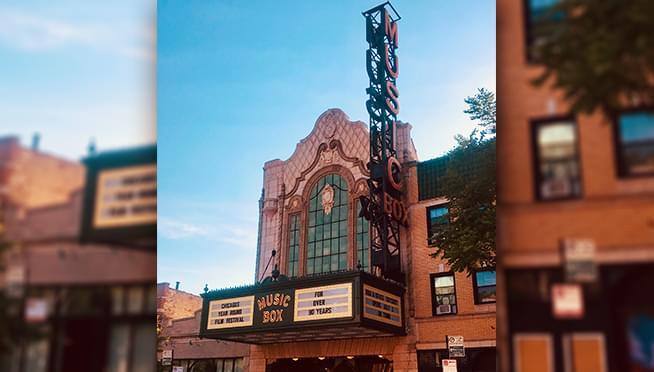 "Music Box Theatre kicks off reopening with Prince classic film ""Purple Rain"""