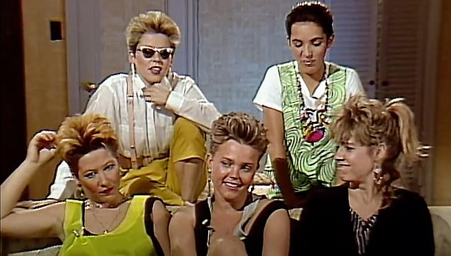 WATCH the first trailer for the upcoming Go-Go's documentary