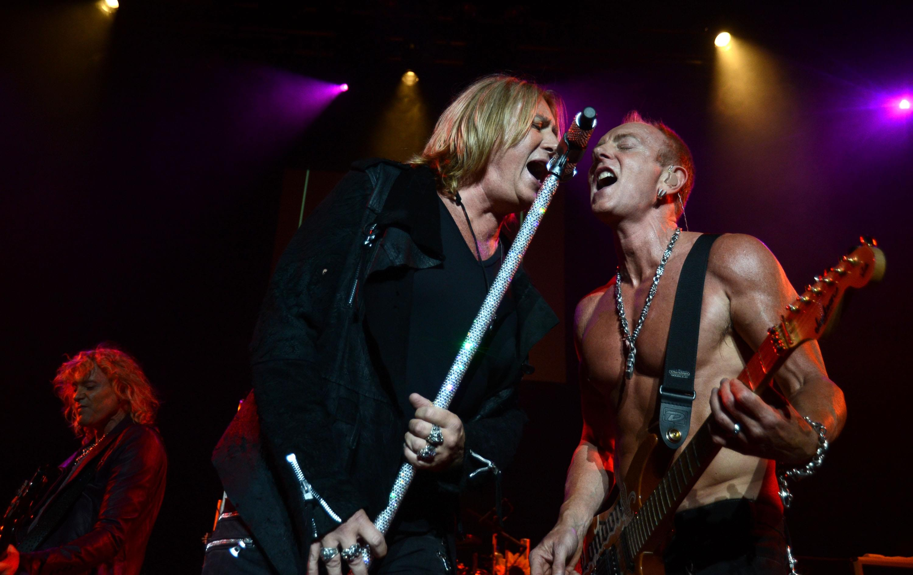 Def Leppard guitarist Phil Collen admits 2021 Stadium tour is a MAYBE